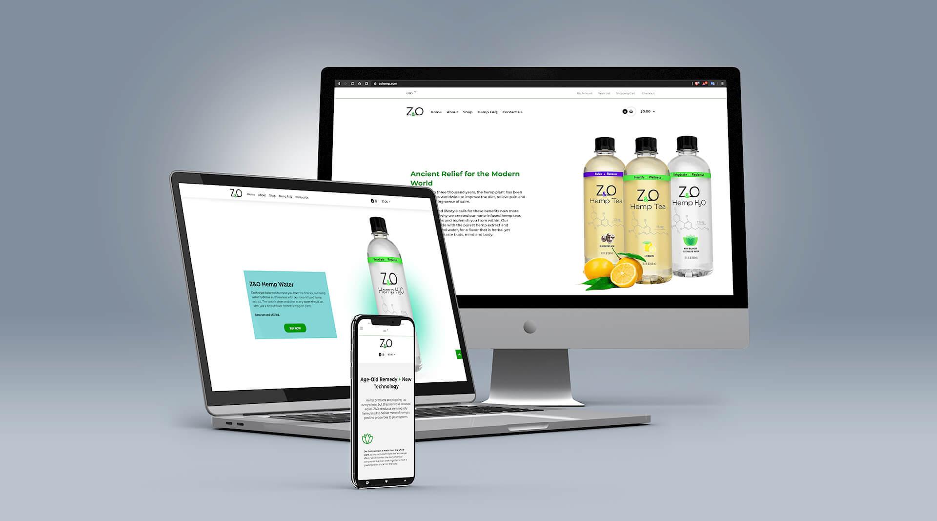 Devices_ZOHemp Website