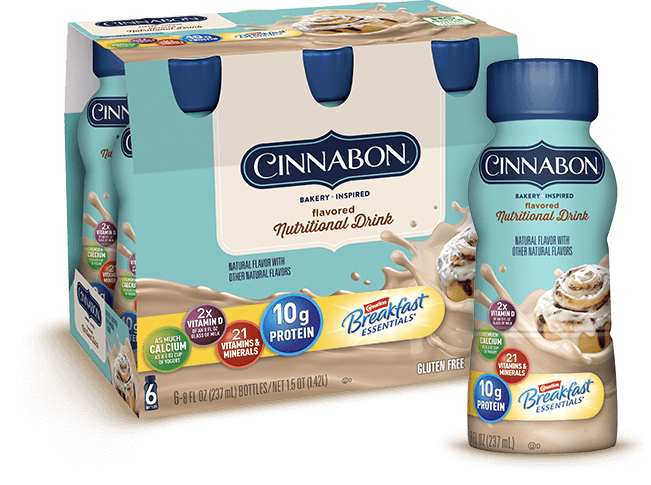 Cinnabon Pack