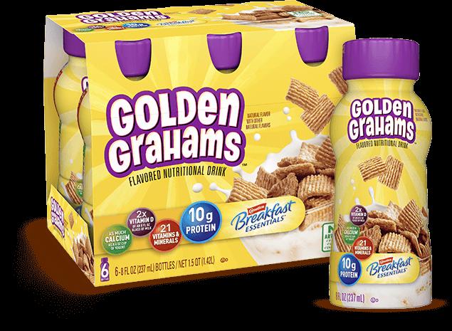 GoldenGrahams Pack